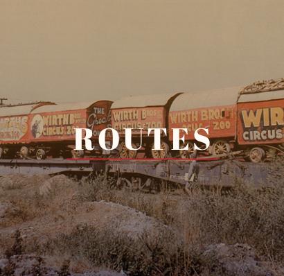 Routes Archive