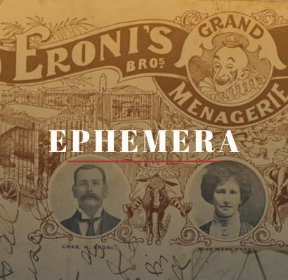 Ephemera Archive