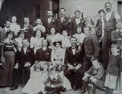 The Wedding of Cooke & King
