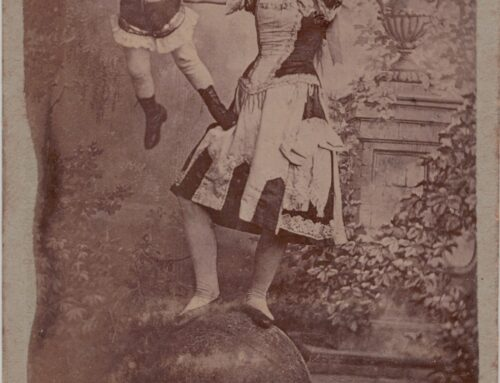 Carte-de-visites from the 1880's